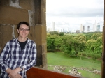 Bryan Pratt in Panama