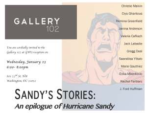 Sandy Invite